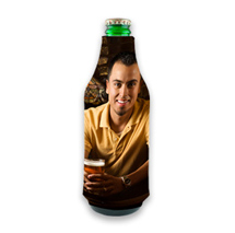 Photo Bottle Wrap