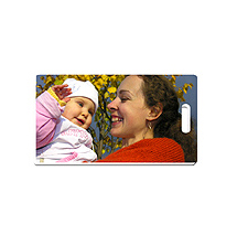 Photo Luggage Tag