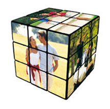 Photo Rubik's Cube