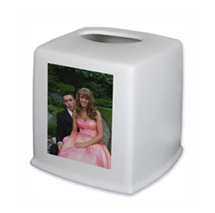 Photo tissue box