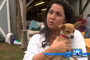 Sali Gear, Fairy Dogmother, speaks with WBVT to talk about her rescue pet efforts.