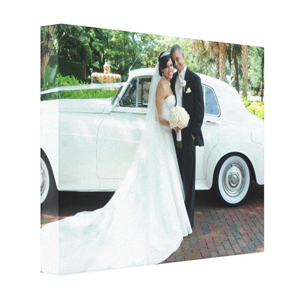 "11"" x 14"" Photo Canvas - Gallery Wrapped Wall Art 