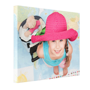 "16"" x 20"" Photo Canvas - Gallery Wrapped Wall Art 