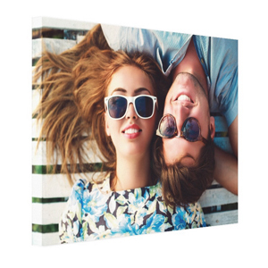 "18"" x 24"" Photo Canvas - Gallery Wrapped Wall Art 