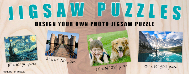 Photo Puzzles at the best price!