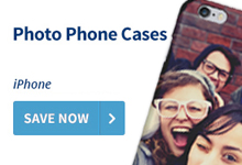 Photo iPhone Cases - iPhone 5, 6 and 7. Save now!